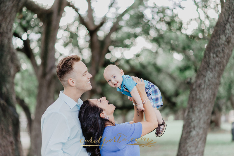Carol Porta Photography Family Photographer Hollywood Florida