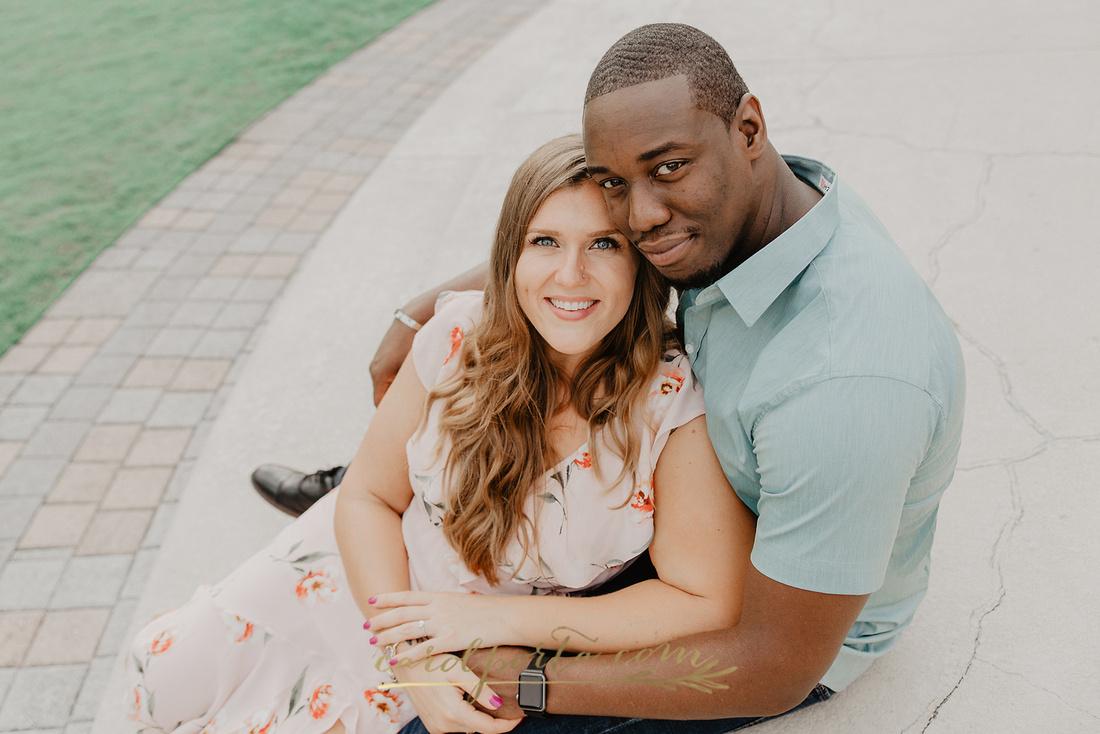 Carol Porta Photography Boca Raton FL Engagement Blended Family Photographer