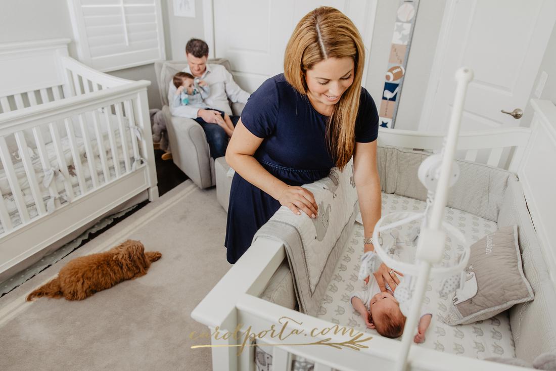 Carol Porta Photography Newborn, Baby & Family Photographer - Plantation FL