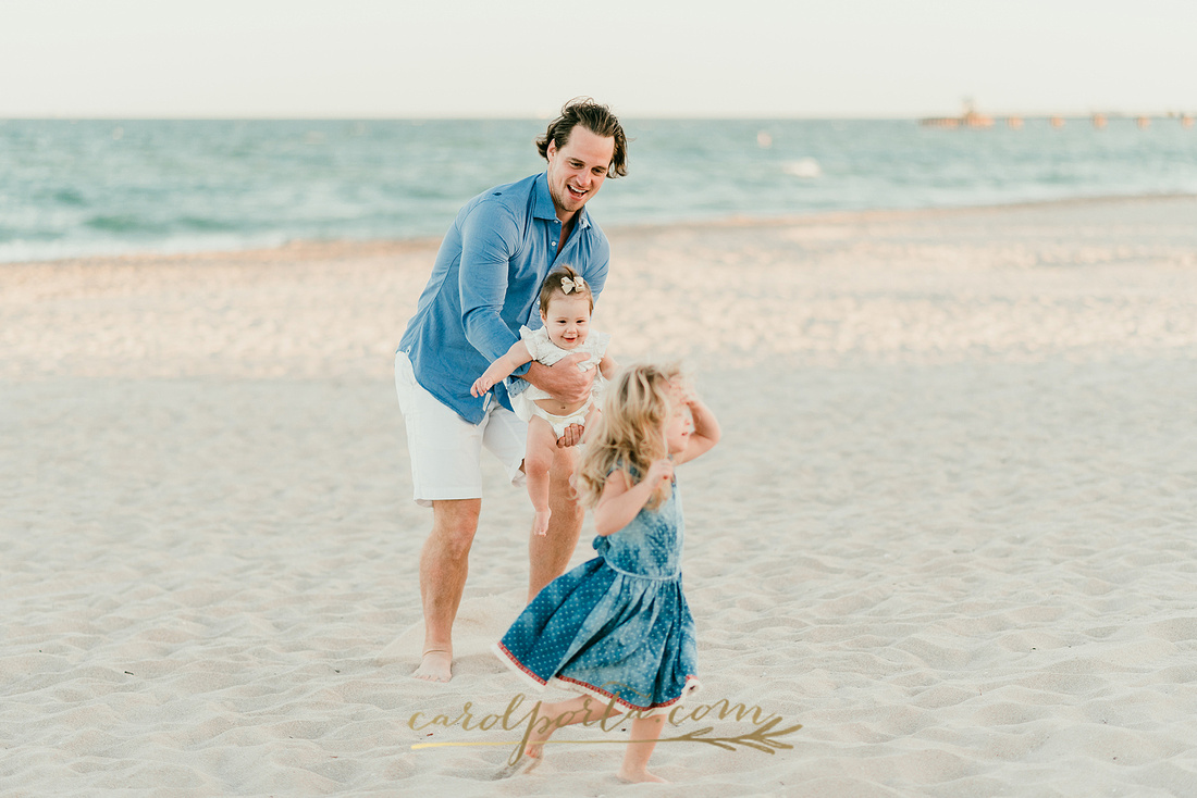Carol Porta Photography South Florida Extended Family Vacation Photographer