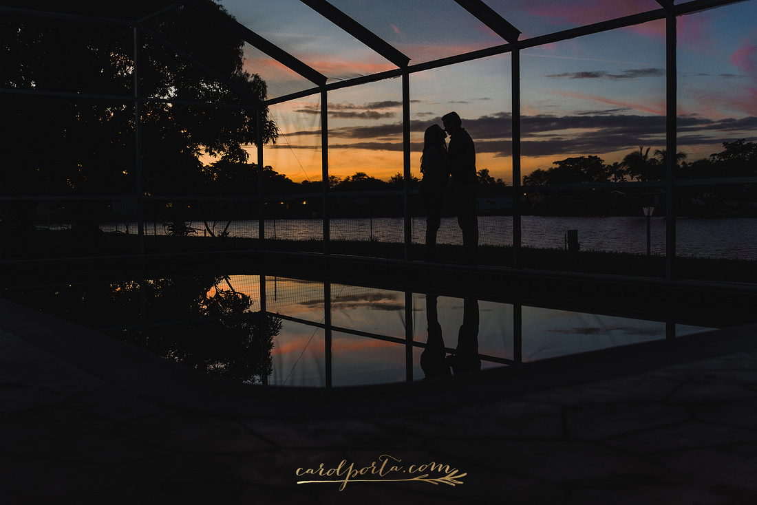 Carol Porta Photography Couple and Milestones photographer in Pembroke Pines South Florida