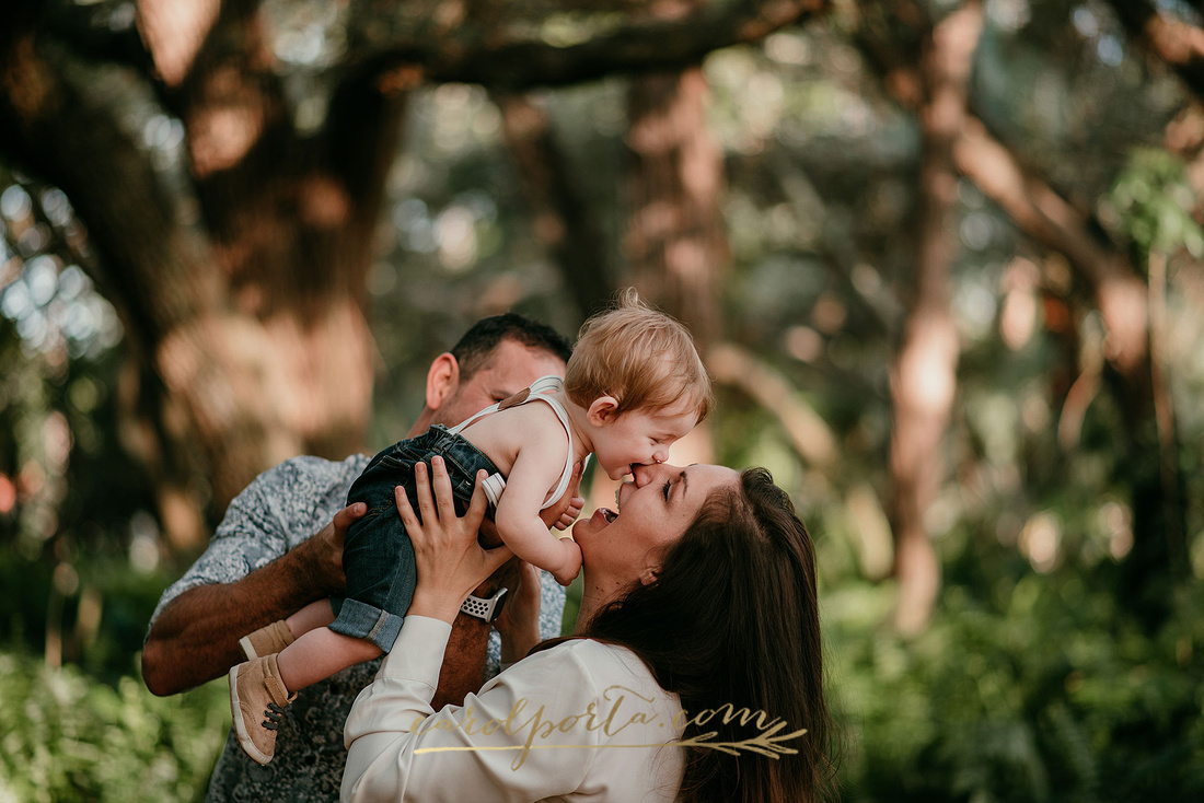 Carol Porta Photography Baby Milestones and Family Session