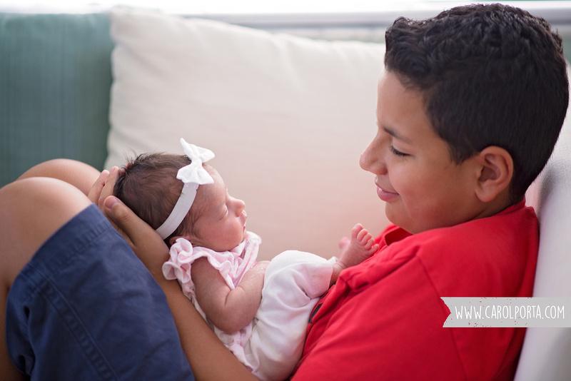 Carol Porta South Florida Newborn Photographer