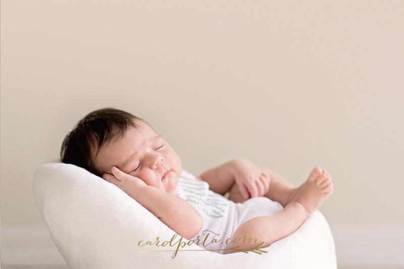 Carol Porta Newborn Photographer