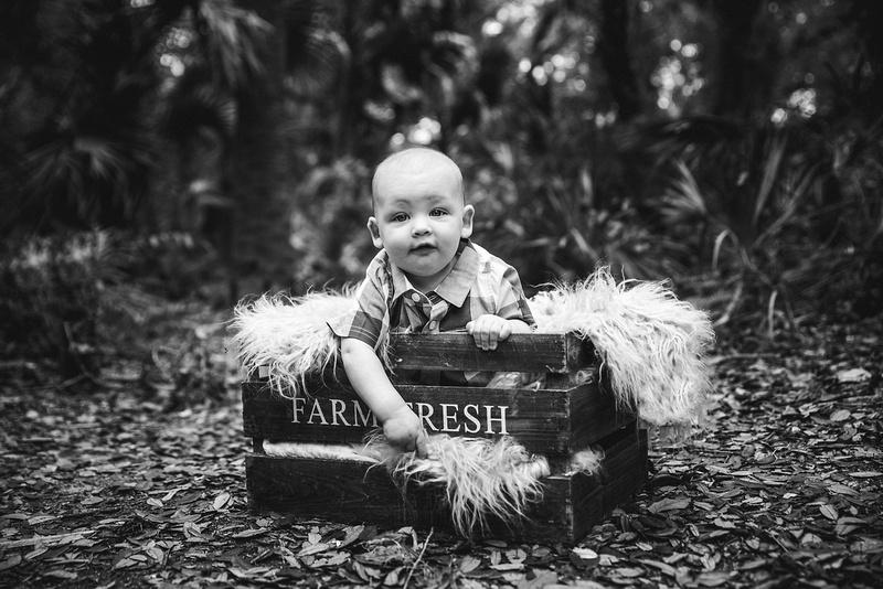 Carol Porta Photography Baby Milestones Photographer