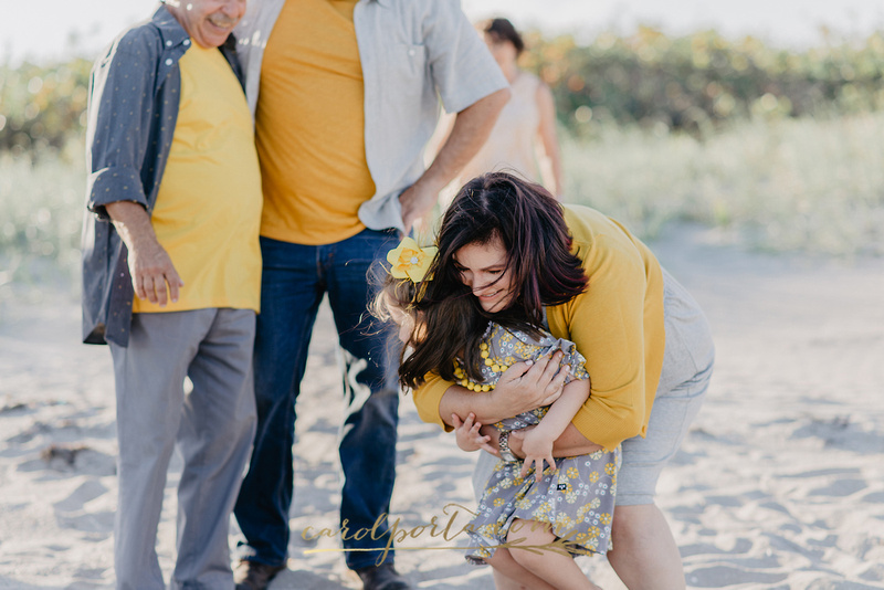 Carol Porta Photography South Florida Boca Raton Extended Family Photographer
