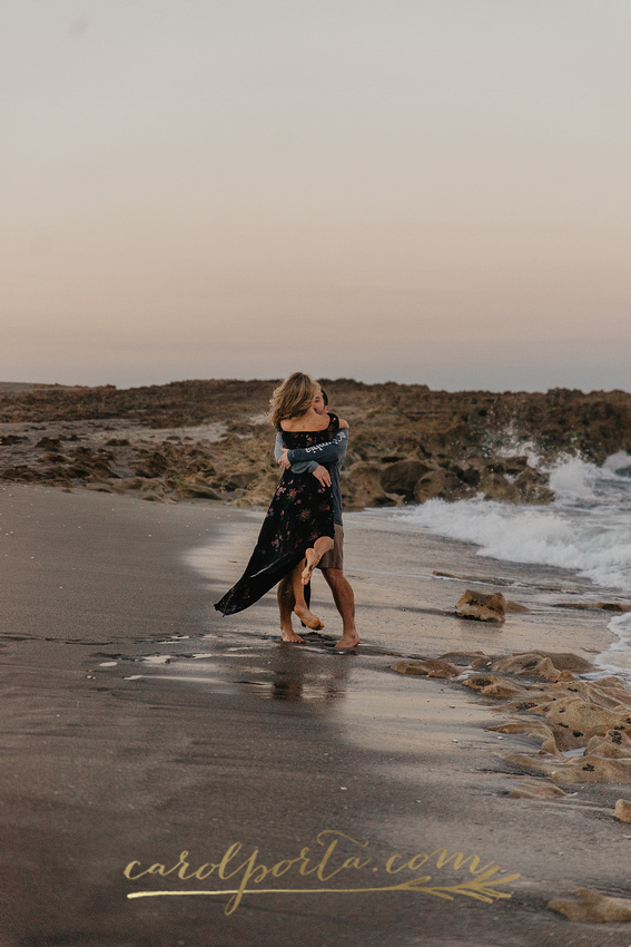 Carol Porta Photography Jupiter Florida Engagement Photographer