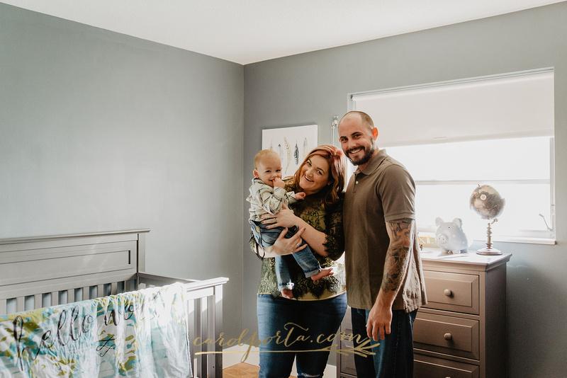Carol Porta Family and Baby Photographer Atlantis Florida